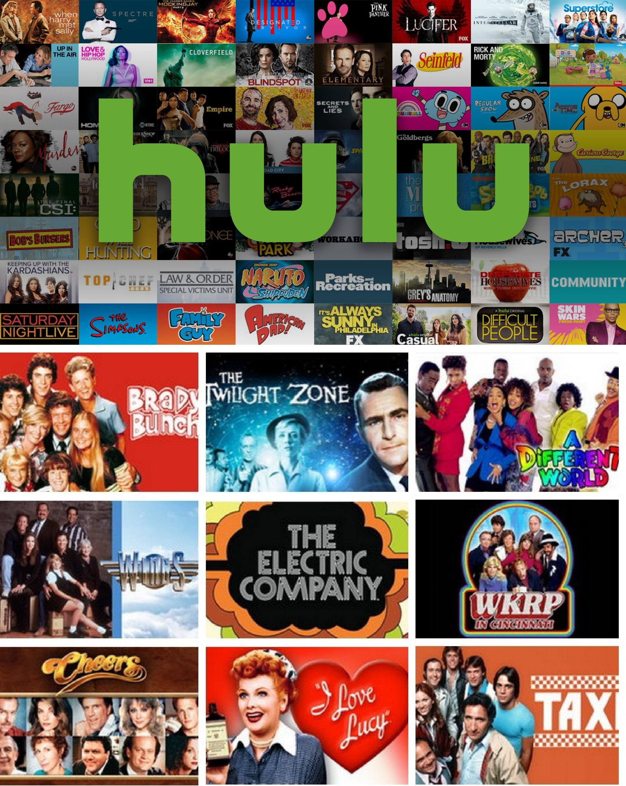 HuLu Premium No Ads 1 Year Subscription Watch Your Favorite American Movies  TV Shows and Series