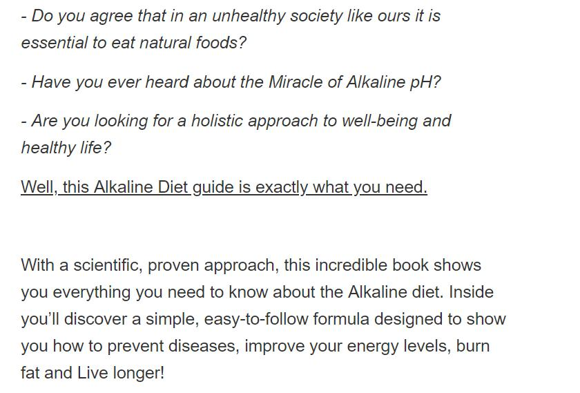 Alkaline Diet for Beginners: The Ultimate Plant Based Diet Guide of  Alkaline Herbal Medicine for permanent weight loss, Understand pH with Anti
