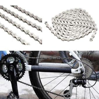 10 Speed 116 Links Bicycle Chain for Mountain Bike RoadBike(QIMIAO) - intl