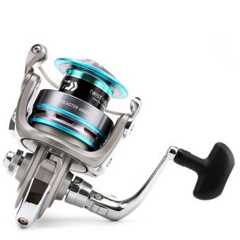 100% Original DAIWA PROCASTER 4000 series Spinning Fishing Reel Saltwater 7BB Carp Full Metal Fishing reel with spare spool - intl - 2