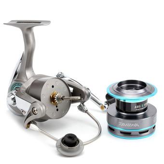 100% Original DAIWA PROCASTER 4000 series Spinning Fishing Reel Saltwater 7BB Carp Full Metal Fishing reel with spare spool - intl - 3