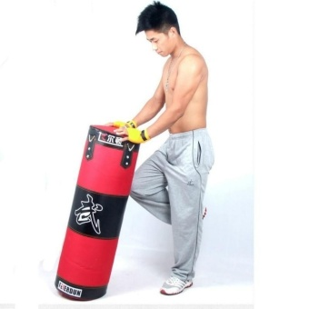 120 CM Punching Bag for Boxing Indoor Sports EmptySandbag(accessories as gift) - intl - 3