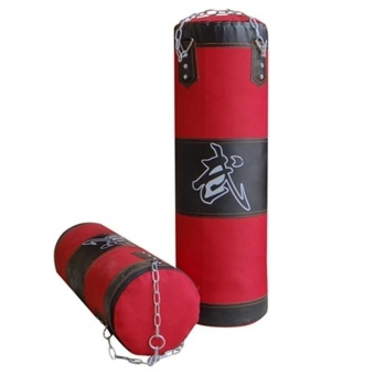 120 CM Punching Bag for Boxing Indoor Sports EmptySandbag(accessories as gift) - intl - 5