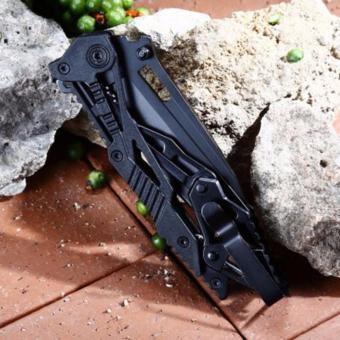 16011 Tactical Hollow Out Camping Utility Knife - 2