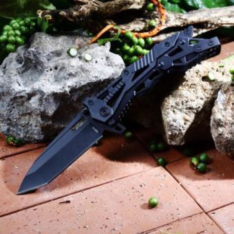 16011 Tactical Hollow Out Camping Utility Knife