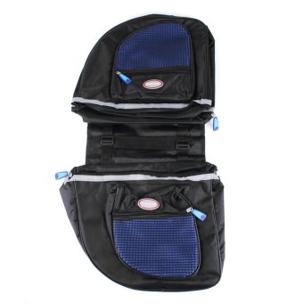 18L Waterproof Bike Rear Seat Tail Bag Bicycle Cycling Pannier Outdoor Racks bag - Intl - picture 2