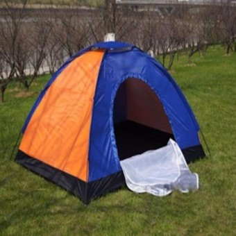 2-4 Person Campin Tent (Color May Vary)