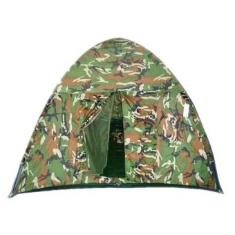 2-Person Dome Camping Tent Camouflage Price Philippines