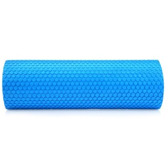 3.93 inches EVA Yoga Pilates Fitness Exercise Massage Gym Foam Roller Blue (Intl) - picture 3