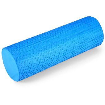 3.93 inches EVA Yoga Pilates Fitness Exercise Massage Gym Foam Roller Blue (Intl) - picture 2