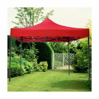 3 x 3 Retractable Tent (Red) Price Philippines  sc 1 st  Price List 2018 Philippines - Specifications Features u0026 Comparison & Zover High Quality 3 X 3 Meter Heavy Duty Outdoor Foldable ...