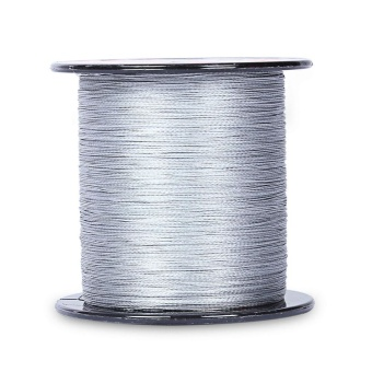 30LB 300M PE Fishing Line Strong 4 Strands Braided Wire - intl - 3