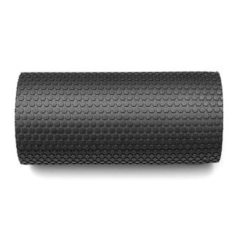 30x14.5cm EVA Yoga Foam Roller Black Color Massage Exercise Fitness Gym (Black) - Intl - picture 3