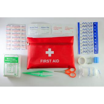 35pcs Complete First Aid Kit