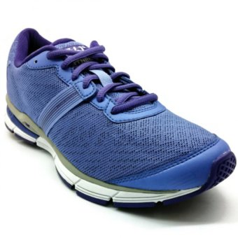 361 Degrees Chromoso Running Shoes Violet/Silver/White