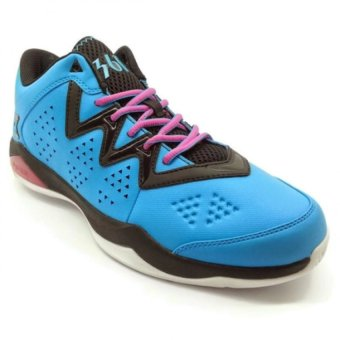361 Degrees MB All-Star Basketball Shoes (Blue/Pink) - picture 2