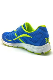 361 Degrees Zomi Running Shoes (Blue/Green) - picture 2