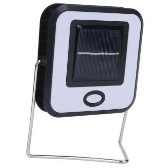 3W Solar Panel Camping Tent Lantern Emergency Light Table DesktopLamp (Square) - intl - 4