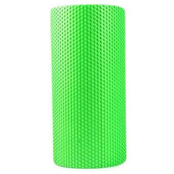 5.9inches EVA Foam Roller Yoga (Green) (Intl)