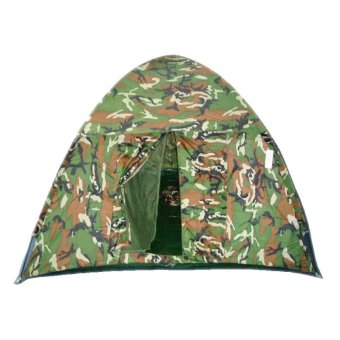 5-Person Dome Family Camping Tent (Camouflage) Price Philippines