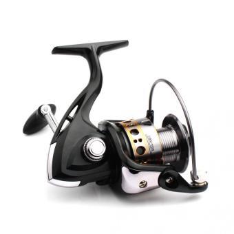 5000 Series 12BB + 1 Bearing Balls Spinning Reel for Fishing - Intl - 4