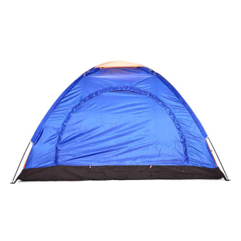6 Person Camping Tent - (Multicolor)