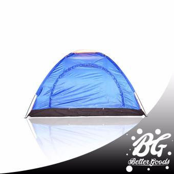 6-Person Dome Camping Tent (Multicolor)