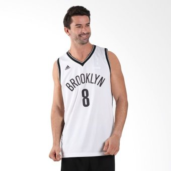 Adidas Brooklyn Nets Basketball Jersey (White) Price Philippines