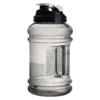 Ajusen 2.2L Big Mouth BPA Free Sport Gym Training Drink WaterBottle Cap Large Capacity Kettle for Outdoor Picnic Bicycle BikeCamping - intl