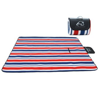 Allwin Outdoor camping picnic mat moisture-proof crawling mat thick Tent pad