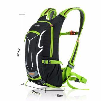 ANMEILU Ultralight Mountain Bike Bag Hydration Pack Water Backpack Cycling Bicycle Bike/Hiking Climbing Pouch + Rain Cover Set 18L - intl - 4