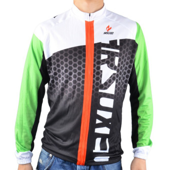 Ansee Cycling Jersey Green
