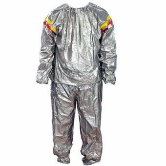 As Seen on TV Unisex Sauna Suit for Men and Women