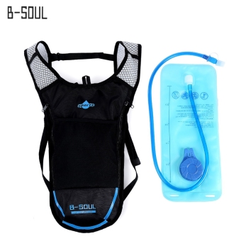 B - SOUL 2L Water Bag 5L Bicycle Hydration Bladder Backpack Camping Hiking Camelback