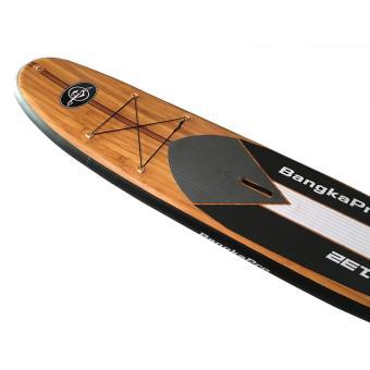BangkaPro Teak 10 Feet Inflatable Stand Up Paddle Board - 4
