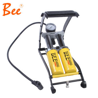 Bee New style foot-electric car bike foot step on Pump