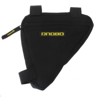 Bicycle Front Frame Bag (Black) - INTL