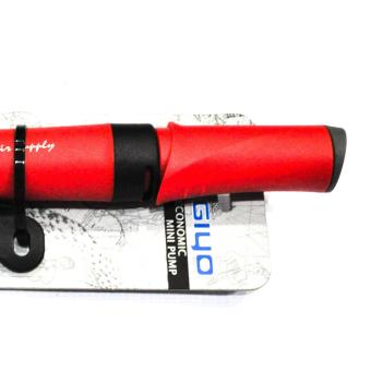 Bicycle HAND PUMP GIYO GP-47L RED, Bike Pump Portable