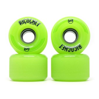 Big H 65mm 80a Ricochet Wheels in Green Price Philippines