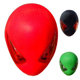 Bike Lights Outdoor Cycling Tail Light Safety Lamp Spider (3colors)
