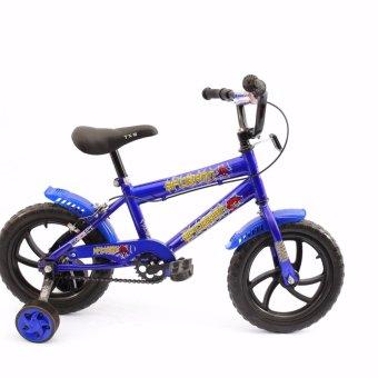 bmx 14 spiderman kids bike - 2