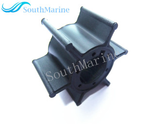 Boat Engine Water Pump Impeller for Yamaha 6HP 8HP 15HP OutboardMotor 662-44352-01 662-44352-01-00 47-95611M 47-81242M 18-3063 ( 6A6B 8B 15A ) - intl - 4