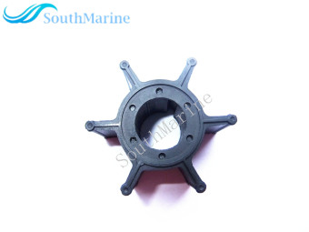 Boat Engine Water Pump Impeller for Yamaha 6HP 8HP 15HP OutboardMotor 662-44352-01 662-44352-01-00 47-95611M 47-81242M 18-3063 ( 6A6B 8B 15A ) - intl - 3