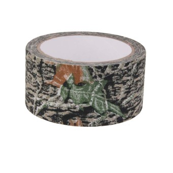 BolehDeals 10M Outdoor Camouflage Stealth Waterproof Tape Wrap - Leaf Camo Price Philippines