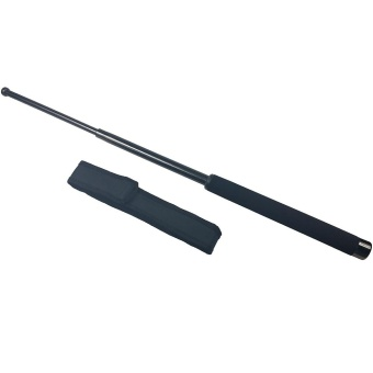 Briday Outdoor Expandable High Quality Steel Baton Stick for SelfDefense Camping Hiking (21inch) - intl Price Philippines