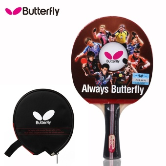 Butterfly Table tennis racket 100% origina TBC 301 Double pimples ...