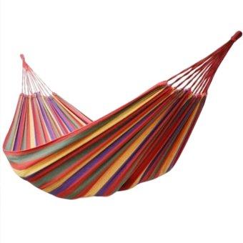 Buytra Portable Cotton Rope Outdoor Hammock