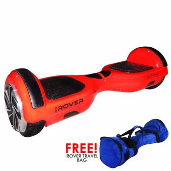 California Eco-Bike Hoverboard iROVER with Free Travel Bag Price Philippines