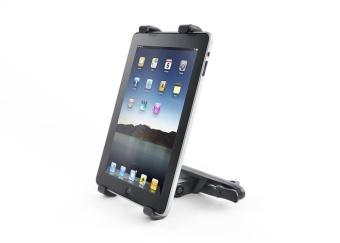 Car Back Seat Headrest Mount Holder for iPad 2/3/4/5 Galaxy TabletPCs - intl - 2