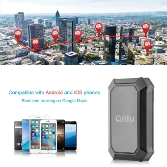 Car Vehicle Global Real Time GPS Tracker GSM Tracking System Locator Device - intl - 2